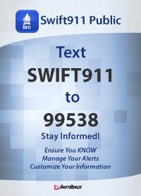 Swift911™ Public Alerts